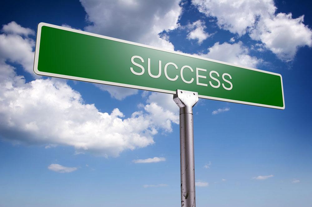 ธุรกิจที่ประสบความสำเร็จ